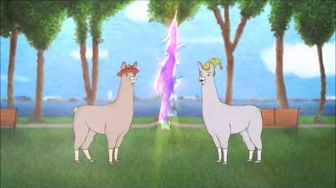 Llamas with Hats 1-12 The Complete Movie 1080p HD