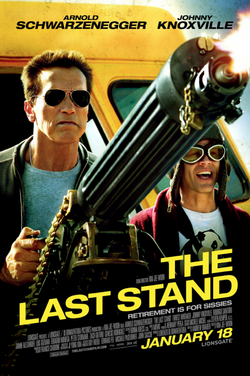 The Last Stand Official Poster 02