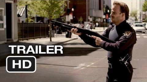 Officer Down Official Trailer 1 (2013) - Stephen Dorff, James Woods Movie HD