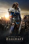 Warcraft Film Poster
