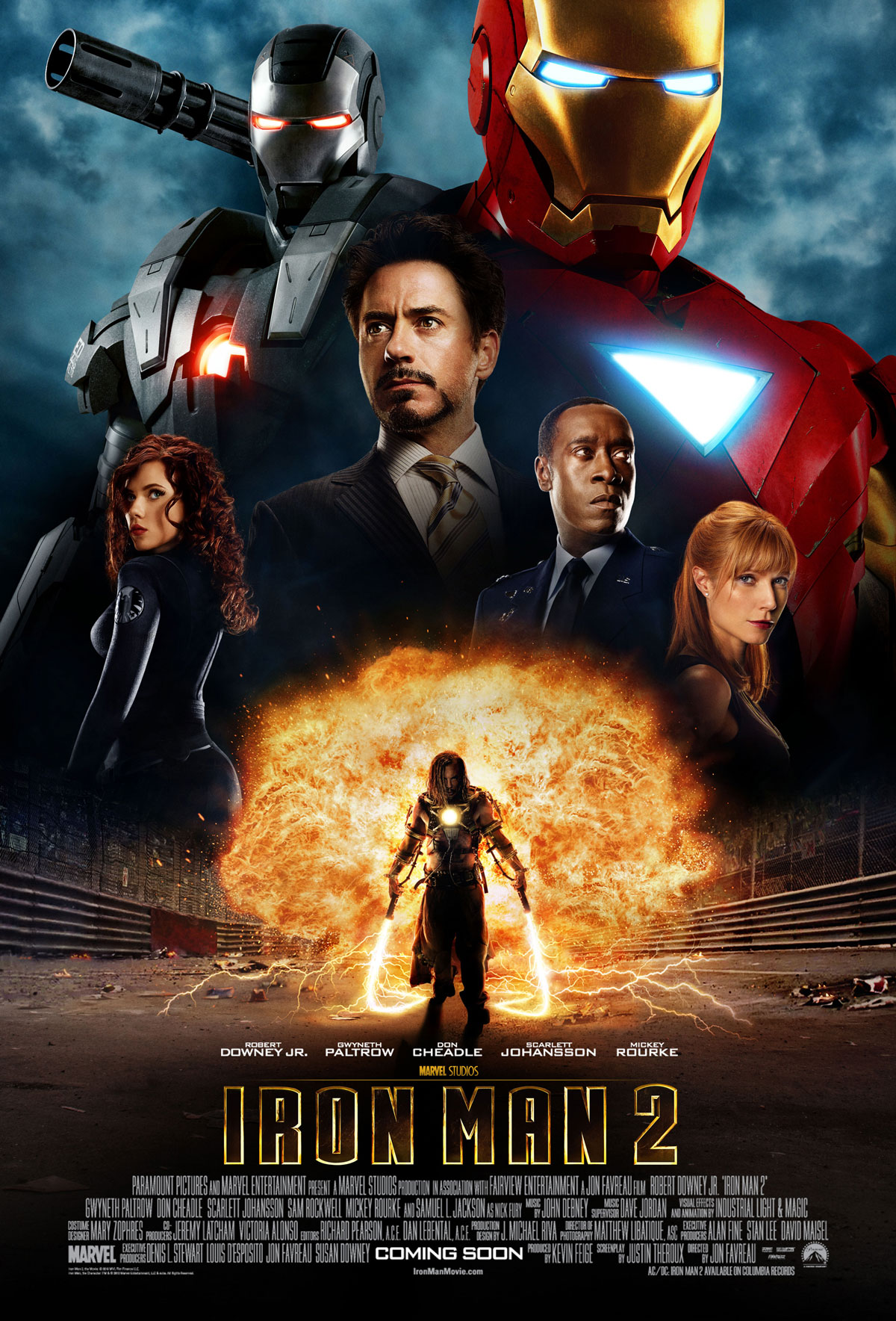 Iron man 2 Movies Review, Story, Cast