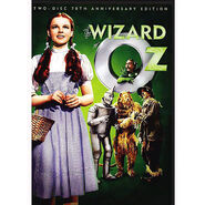Wizard of Oz 70th anniversary DVD
