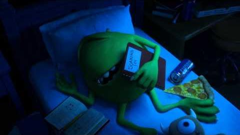Monsters University - Official Trailer HD Monsters Inc