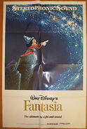 1977 fantasia re-release poster