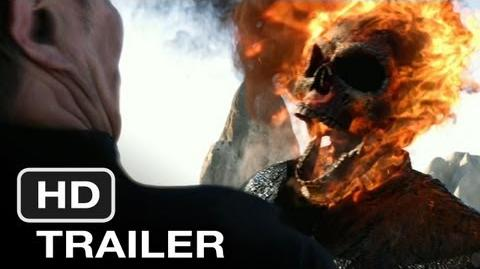 Ghost Rider Spirit of Vengeance (2012) Trailer - HD movie