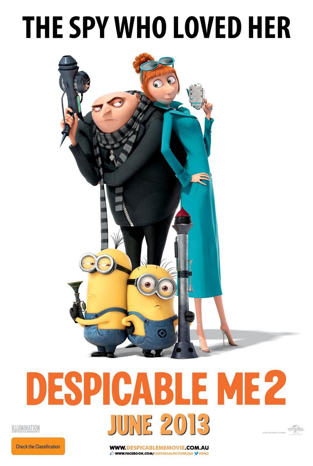 acg movies despicable me 2