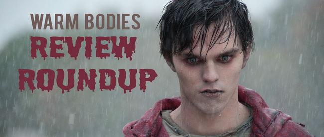 Warm bodies review roundup