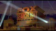 Fox Searchlight Pictures logo - A Nightmare on Elm Street (2004)