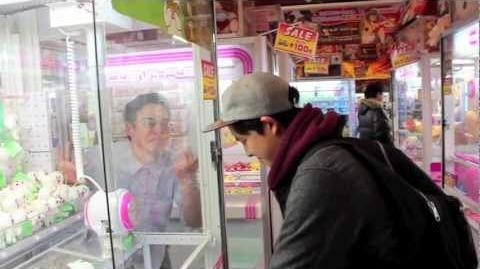 JAPANESE ARCADE GAMES WITH FILTHY FRANK