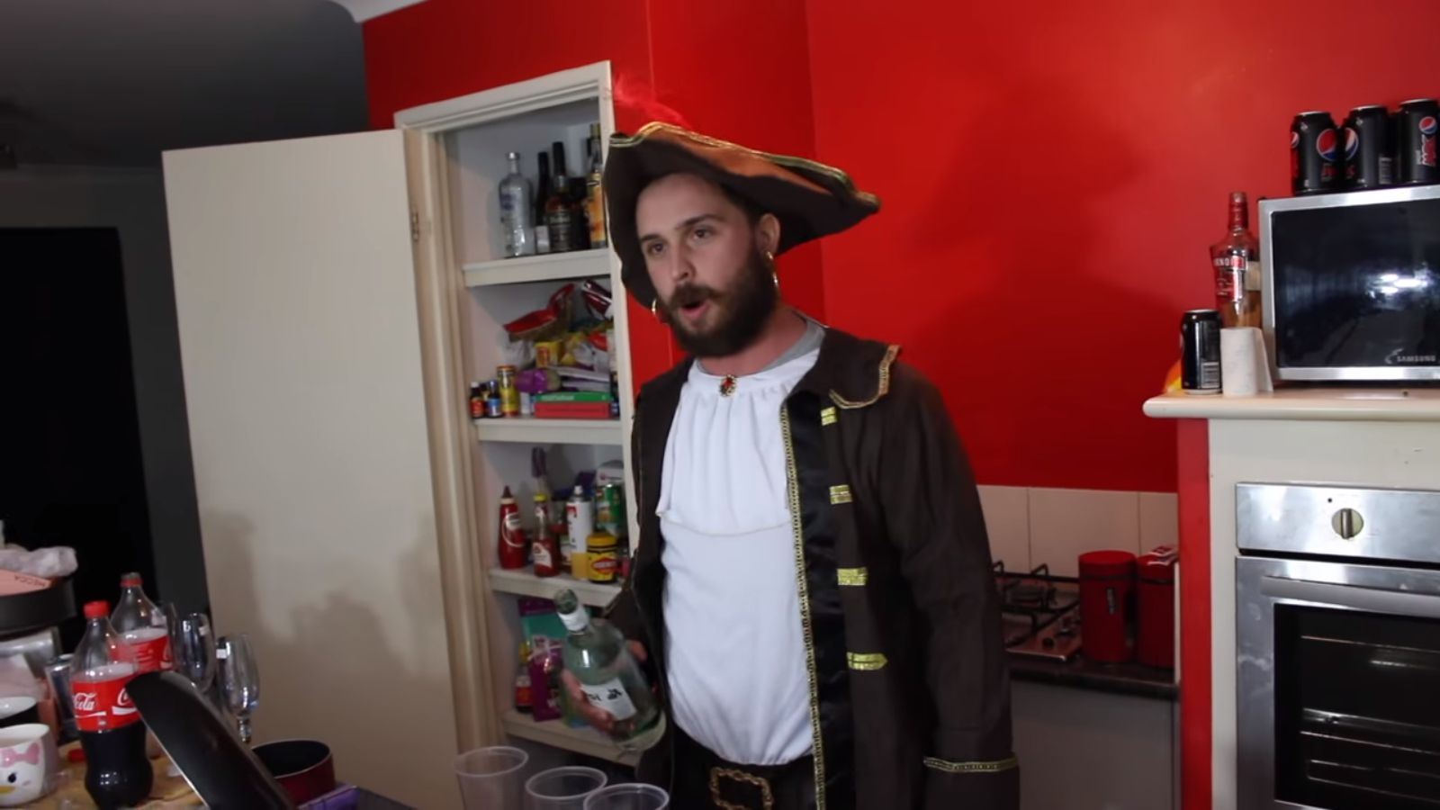 Biographical Full Name, Pirate