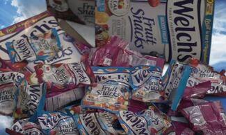 Dade fruit snack