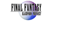 Final Fantasy Blackmoon Prophecy