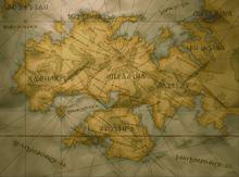 FFTIvalice map
