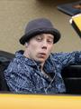 Frankie Cheeks in FD 3 in his car.png