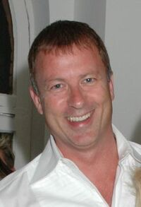Brent Stait in 2012