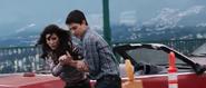 Sam helps Olivia