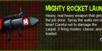 Mighty Rocket Launcher
