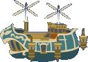 FFAB FFXI Airship