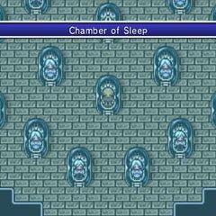 Chamber of Sleep.