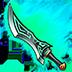FFBE Gun Bowie Knife