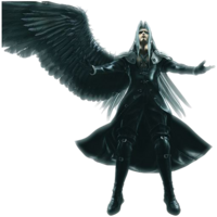 Sephiroth Advent Children Complete