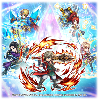 Crossover announcement banner for the global version.