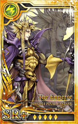 DFF The Emperor SR+ L Artniks