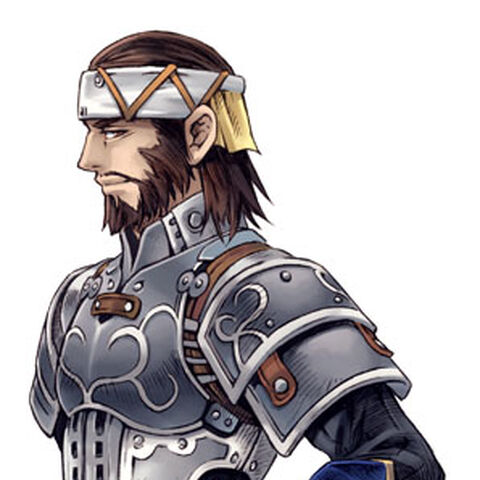 Promotional artwork of Volker by Fumio Minagawa.