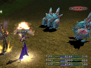 FFX-2 Luck Ability
