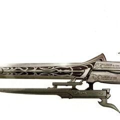 Overture (Lightning's gunblade).