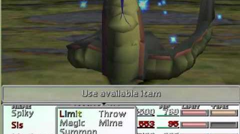 Final Fantasy VII - Limit Break Compilation - Barret Mindblow