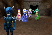 Party at the sealed cave ffiv ios