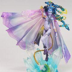 The <i>Final Fantasy X</i> Shiva in Final Fantasy Master Creatures Vol 3.