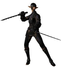 FFXI-Hume-Ninja