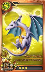 FF5A Wind Drake R+ L Artniks