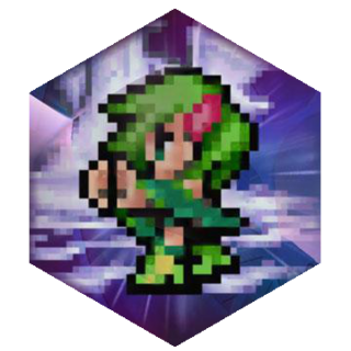 Rydia RE's Phantom Stone (Rank 6).