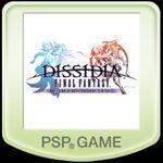 Dissidia Universal Tuning PSN JP