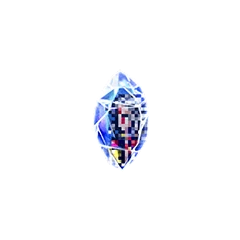 Cloud of Darkness's Memory Crystal.