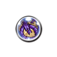 Icon for Summon Shadow Dragon.
