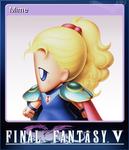 FFV Steam Card Mime.png