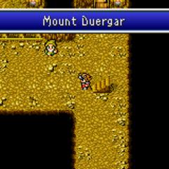 Mount Duergar (GBA).