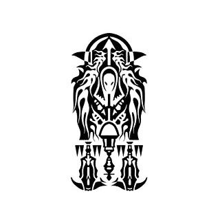 Shemhazai's Glyph from <i>Final Fantasy XII</i>.