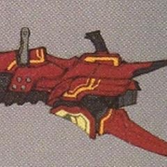 Concept art of the Ragnarok Cannon.