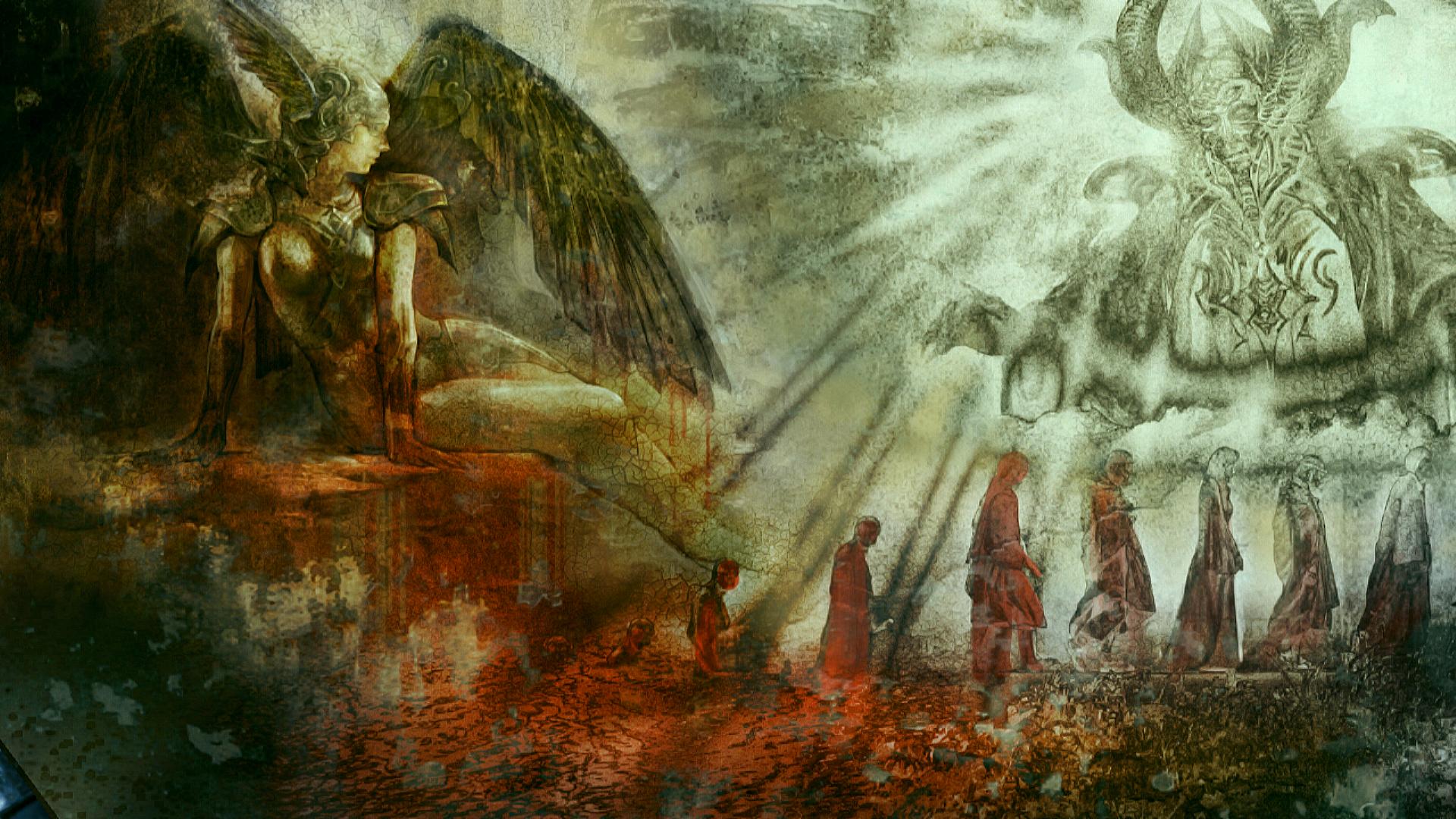 Watercolor artists directory wiki - Lrffxiii Etro Mural1 Png
