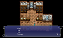 FF5 Android Child Sarisa