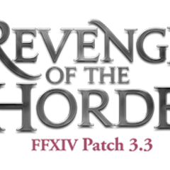 <i>Revenge of the Horde</i> (3.3) logo.