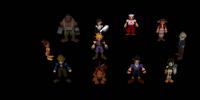 Debug Room (Final Fantasy VII)/Capital Room