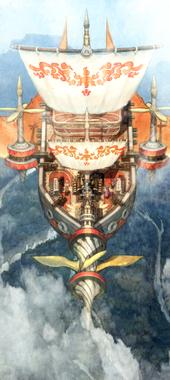 Корабль Красных Крыльев