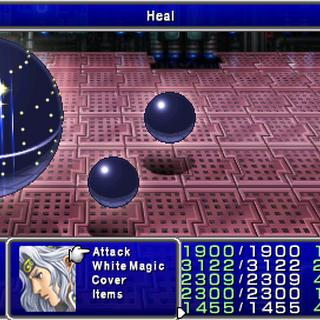 Heal (PSP).