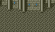 FFIV Battle Background Castle SNES